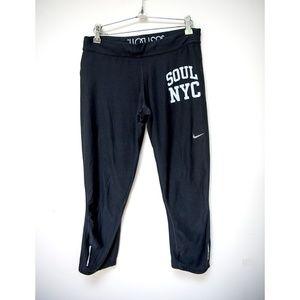 Black Nike Dri-fit leggings size L